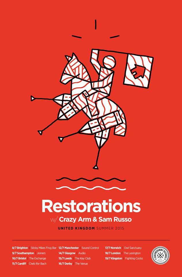 restorationstourposter
